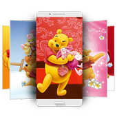 The Pooh Wallpaper icon