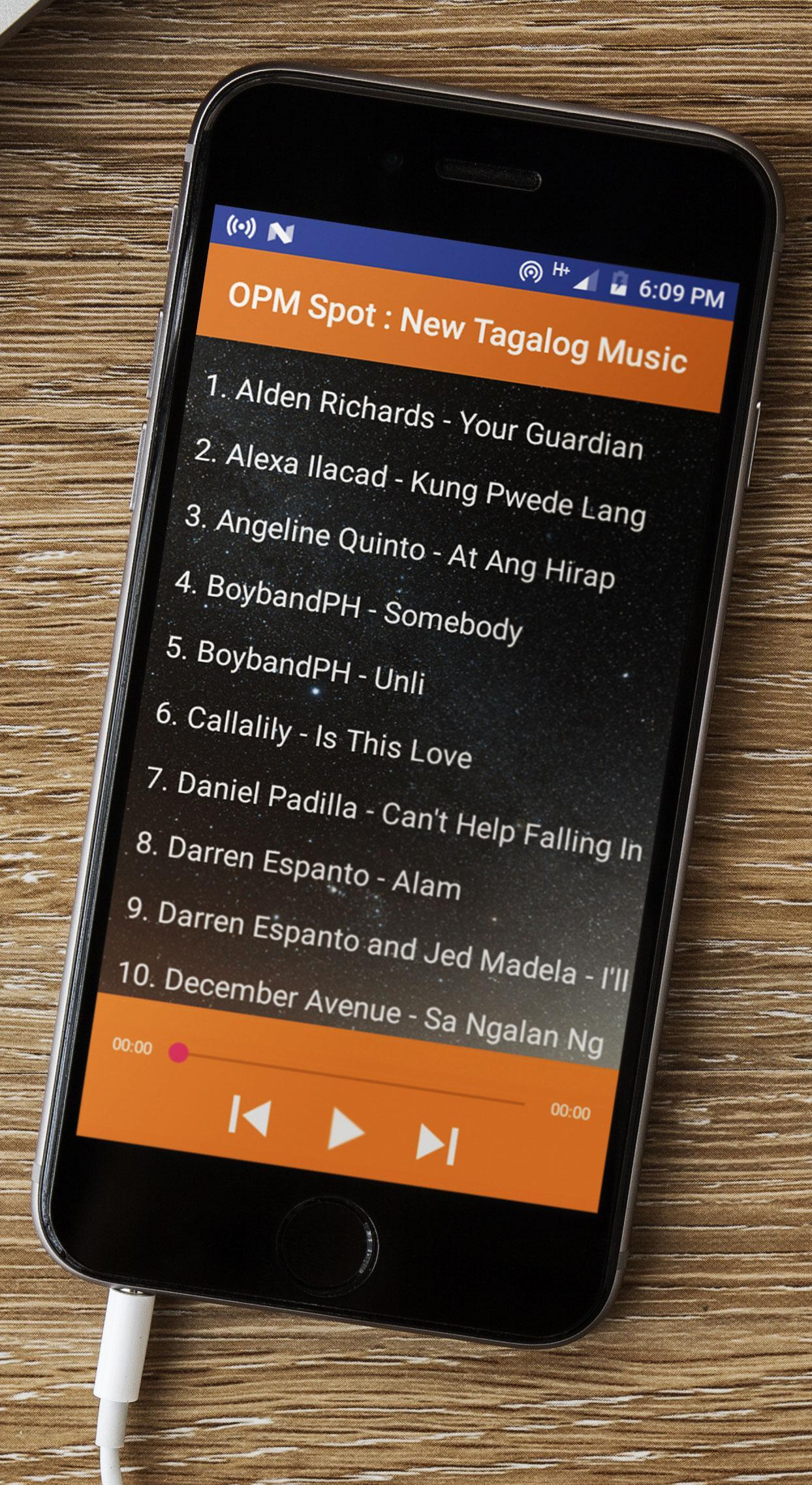 OPM Spot : New Tagalog Filipino Music for Android - APK Download
