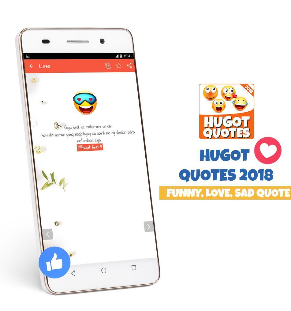 Hugot Quotes 2018 for Android - APK Download