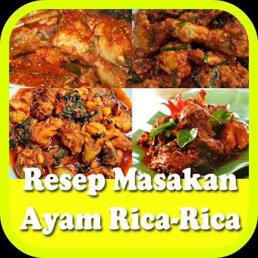 Resep Masakan Ayam Rica Rica For Android Apk Download