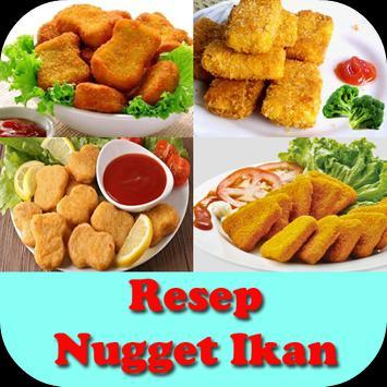 Resep Nugget Ikan poster