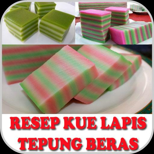 Resep Kue Lapis Tepung Beras Für Android Apk Herunterladen