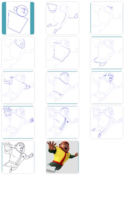 How To Draw All Boboiboy For Android Apk Download
