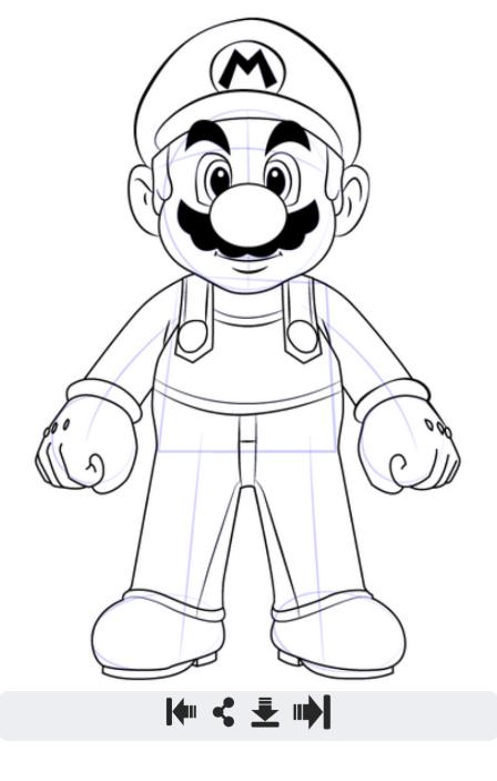 How To Draw Super Mario Characters For Android Apk Download