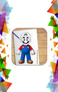 Download How To Draw Super Mario Characters Apk For Android