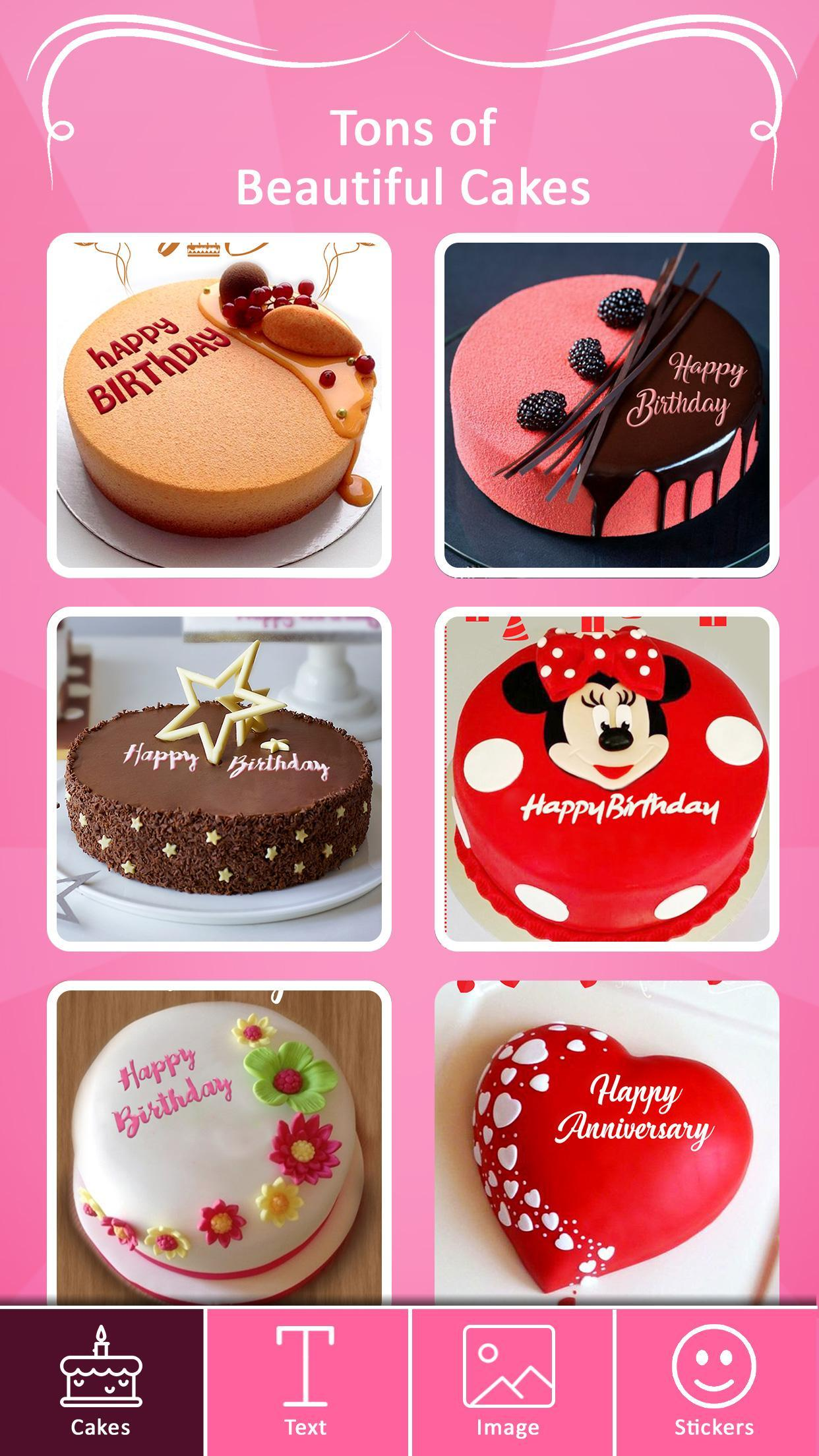 Nama di Kue Ulang Tahun for Android   APK Download