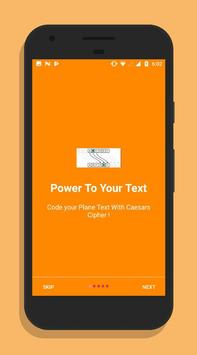 Text Converter ( Binary , Morse, Caesar Cipher) for Android