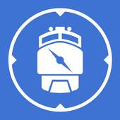 RAILENQ-Indian Rail Train Info icon