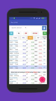 RAILENQ-Indian Rail Train Info apk screenshot