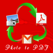 Scan Photo to Pdf Maker Free icon