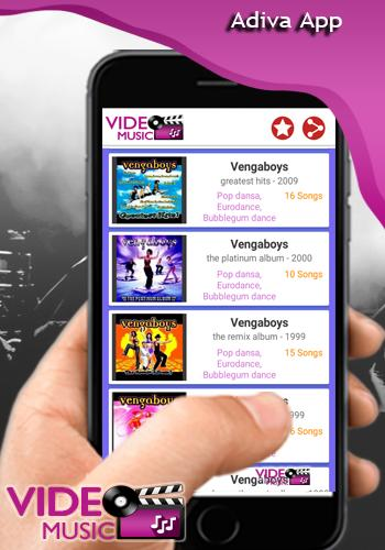Vengaboys Full Album HD for Android - APK Download
