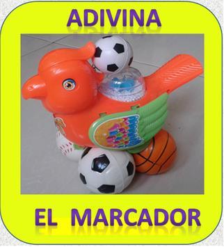 Adivina el  Marcador bài đăng