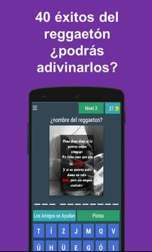 Adivina El Reggaeton poster