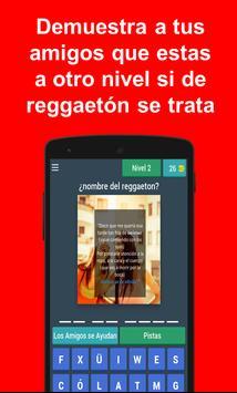 Adivina El Reggaeton screenshot 3