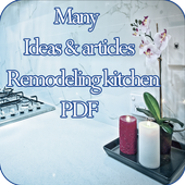 Kitchen Remodeling Ideas icon