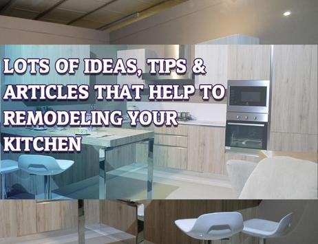 Kitchen Remodeling Ideas apk screenshot