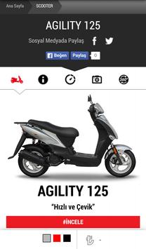 Kymco Türkiye screenshot 4