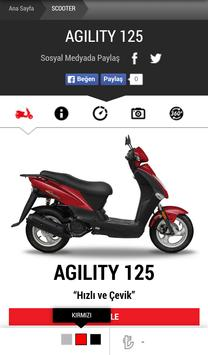 Kymco Türkiye screenshot 5