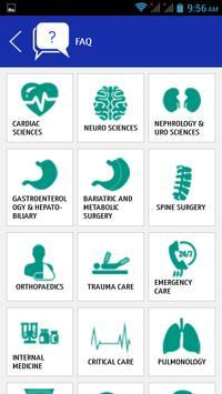 Vikram Hospitals apk screenshot