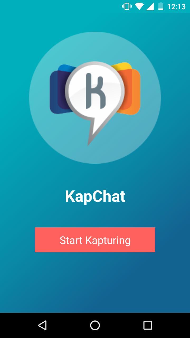Kapchat for Android - APK Download