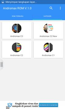 Andromax ROM apk screenshot