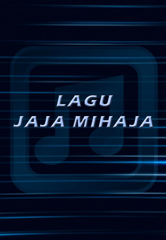 Lagu jaja miharja mp3 apk download lagu jaja miharja mp3 1. 5 apk ( ).