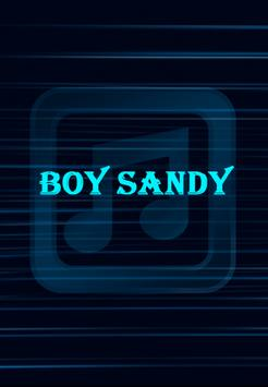Mp3 Top Boy Sandy Terlaris apk screenshot