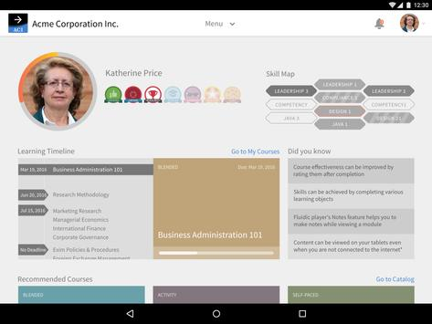 Adobe Captivate Prime apk screenshot