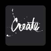 Adobe Create magazine icon