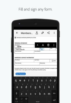 Adobe Fill Sign Easy PDF Form Filler APK Download Free - How can i fill in a pdf form for free