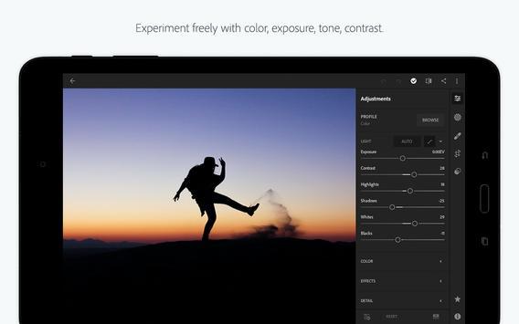 Adobe Photoshop Lightroom CC screenshot 9