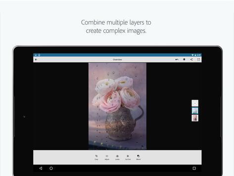 Adobe Photoshop Mix - Cut-out, Combine, Create apk screenshot