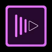 Adobe Premiere Clip icon