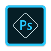Adobe Photoshop Express: foto-editor/collagemaker-icoon