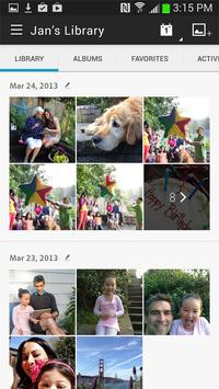 Adobe Revel apk screenshot