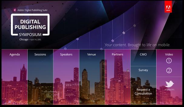 DPS Symposium 2015 screenshot 6