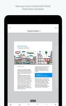 Adobe Scan скриншот 11