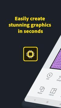 Adobe Spark Post 海報