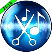 Audio Cutter and Ringtone Maker icon