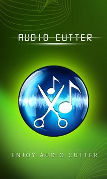Audio Cutter and Ringtone Maker poster