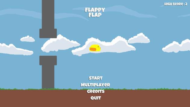 Flappy Flap Beta poster