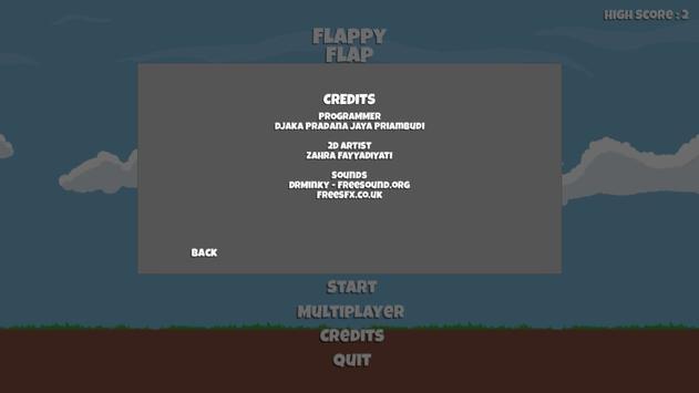 Flappy Flap Beta apk screenshot