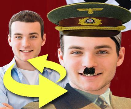 Adolf Camera Photo Maker Adolf Beard Swap screenshot 2