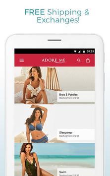 Adore Me – Designer Lingerie apk screenshot
