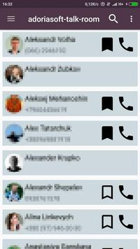 Slack Contacts apk screenshot