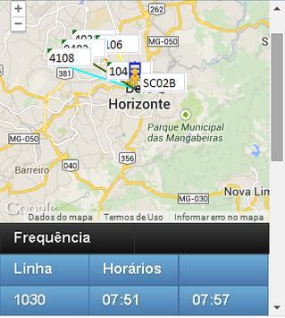 Infoponto apk screenshot
