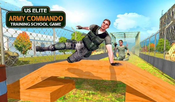 Army Commando Training School: US Army Games Free screenshot 1