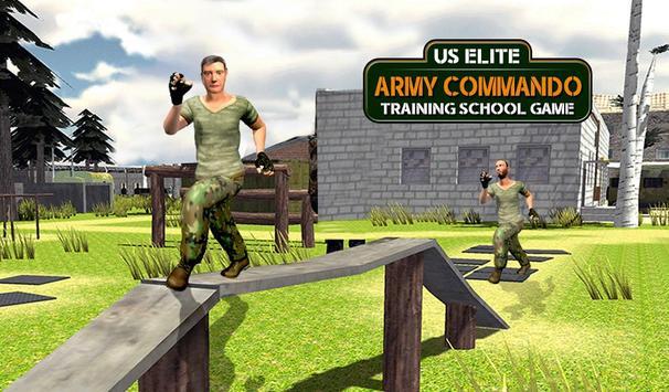 Army Commando Training School: US Army Games Free screenshot 2