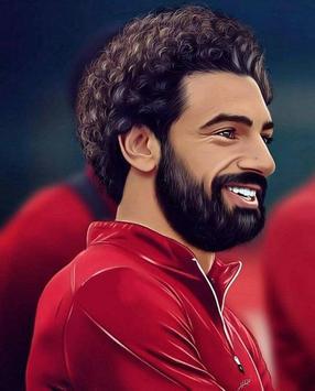 Wallpaper Mohamed Salah 4K 2018 screenshot 2