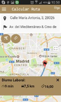 Priver Mercedes screenshot 1